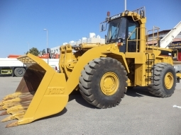 CAT 980F II WHEEL LOADER (507)