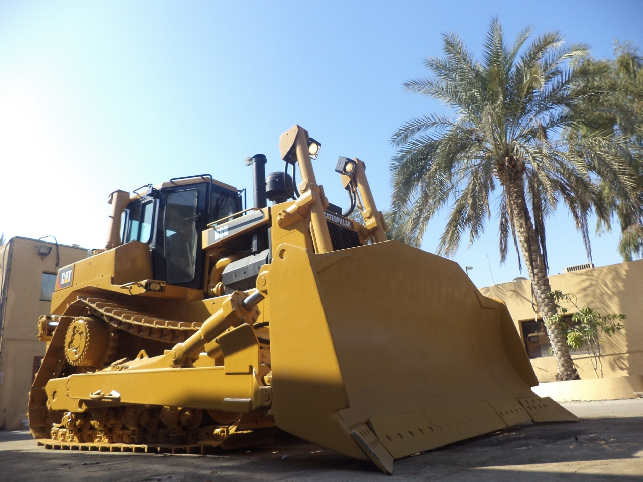 CATERPILLAR D8R SERIES II (940)