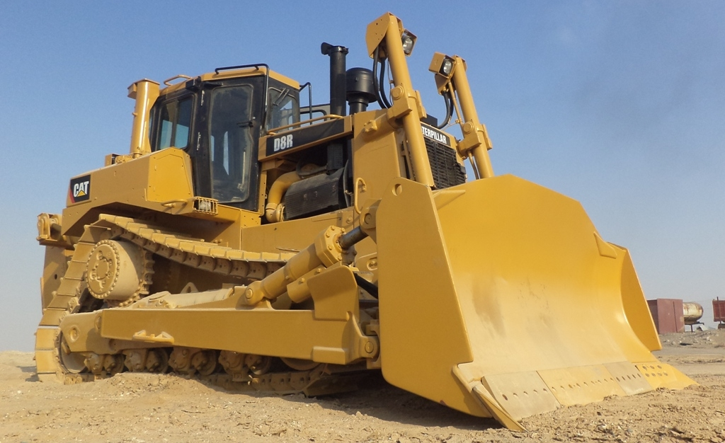 CATERPILLAR D8R SERIES II (941)
